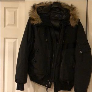 Ralph Lauren Down bomber jacket size:L